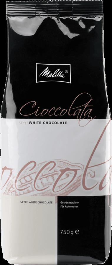 Melitta® Cioccolata STYLE WHITE CHOCOLATE