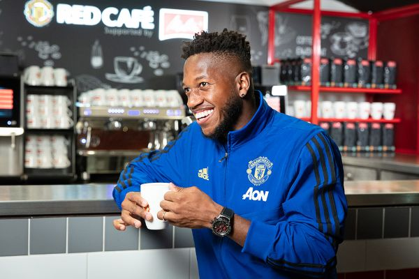 Melitta® is the official coffee partner of Manchester United
